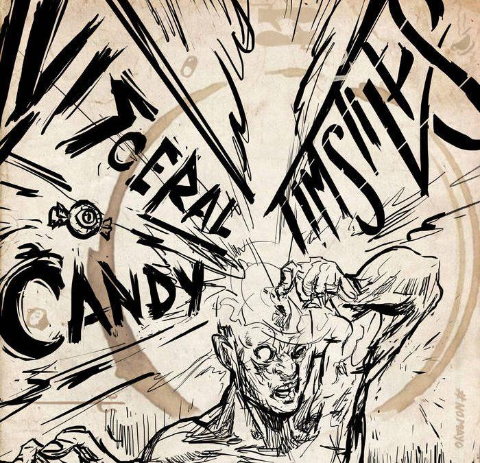 Visceral Candy Feat. Tim Stiles (Full Digital Album)